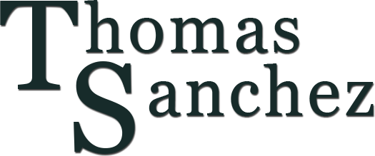 Thomas Sanchez, Logo